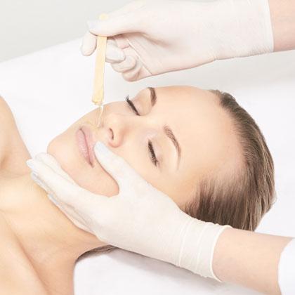 Bovenlip laten ontharen - specialist in ontharingen van gezicht