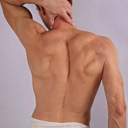 Rug laten ontharen - specialist in ontharingen van de rug